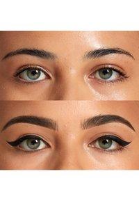 Nyx Professional Makeup - EYELINER MATTE LIQUID LINER - Eyeliner - 1 black - 4