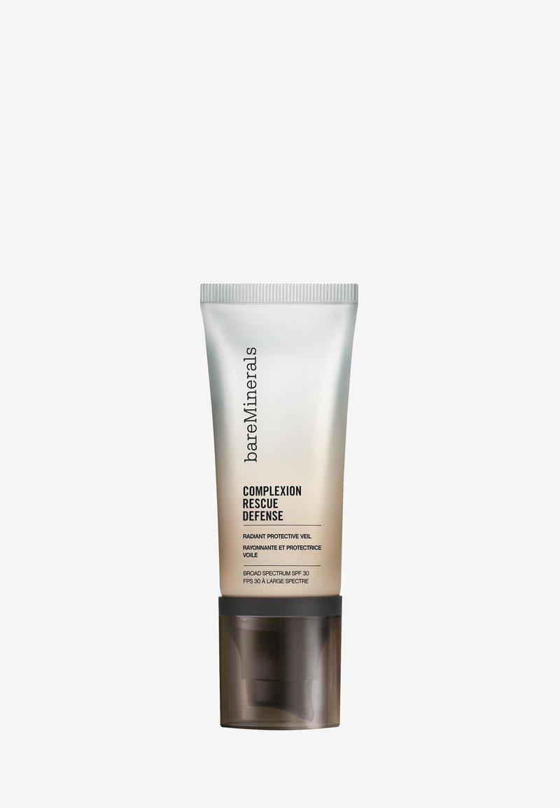 bareMinerals - COMPLEXION RESCUE DEFENSE MOISTURIZER SPF 30 - Face cream - -