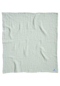 Nordic coast company - 4-IN-1 - Muslin blanket - green - 1