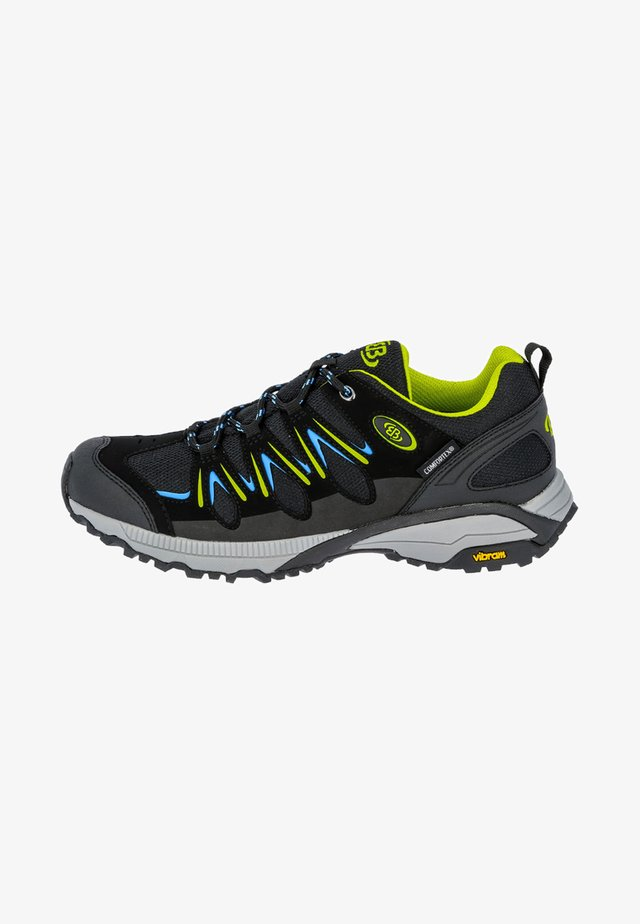 OUTDOOR EXPEDITION - Walking shoes - black