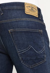 Petrol Industries - THRUXTON - Jeans fuselé - dark-blue denim - 5
