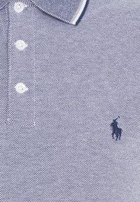 Polo Ralph Lauren - SHORT SLEEVE - Polo shirt - fresco blue heath - 6
