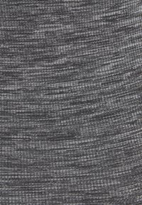 Anna Field MAMA - Seamless maternity cycling shorts - Szorty - grey - 2