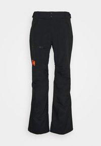 SOGN PANT - Snow pants - black