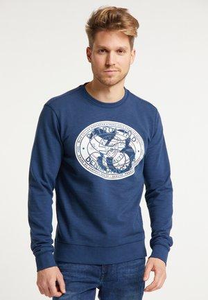 M-1000-SWR308 - Sweatshirt - petrol blue