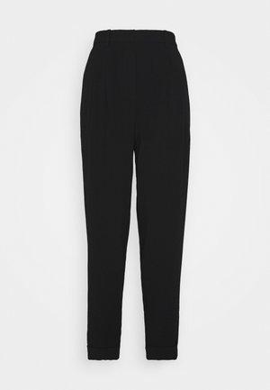 SILVA - Pantalon classique - black