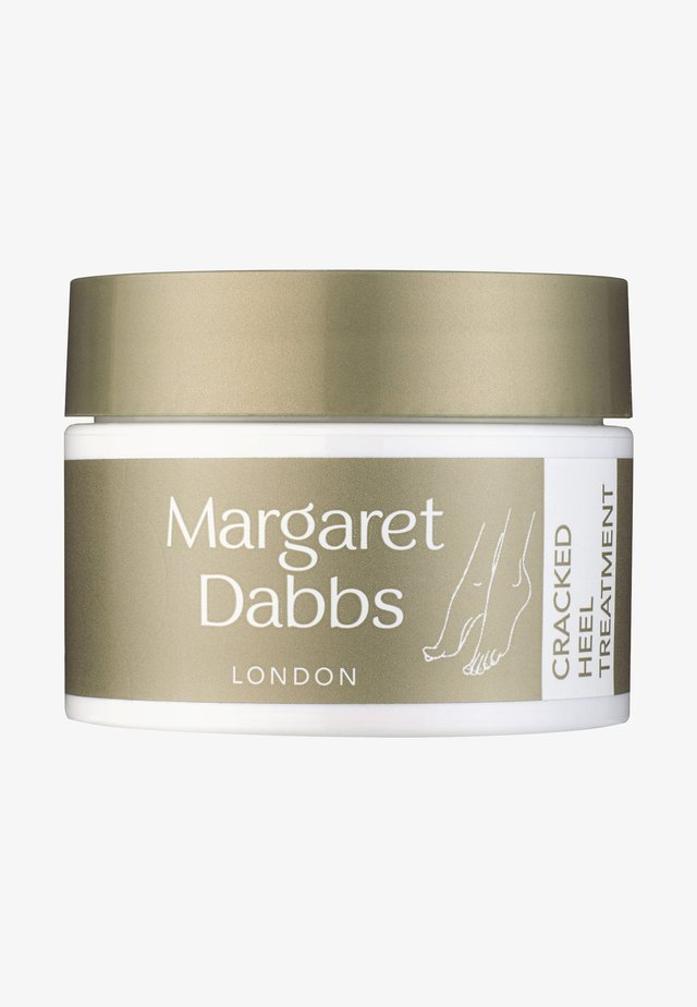 MARGARET DABBS PURE CRACKED HEEL TREATMENT BALM - Fodcreme - -