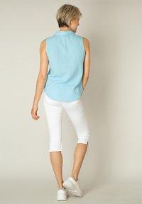 Yest - KADY - Button-down blouse - heaven blue - 2