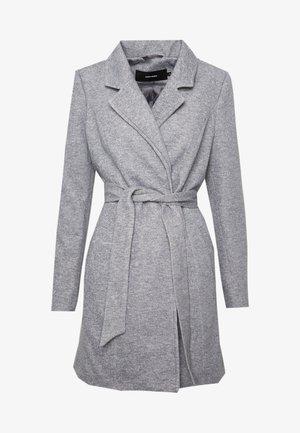 VMVERODONA  - Short coat - light grey melange