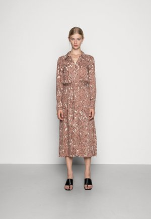 AVALEIGH HALIMA DRESS - Shirt dress - light tricolore