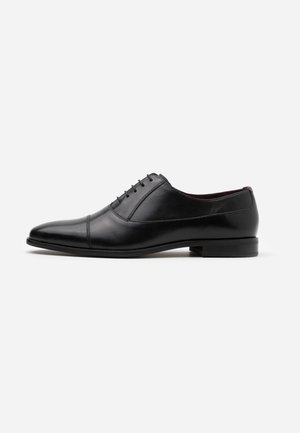 ALFIE OXFORD TOE-CAP - Zapatos con cordones - black