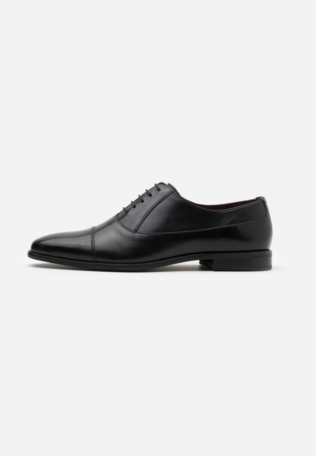 ALFIE OXFORD TOE-CAP - Stringate eleganti - black