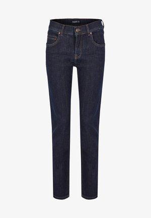 CICI - Straight leg jeans - dark-blue denim