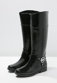 MICHAEL Michael Kors - FULTON - Wellies - black - 4