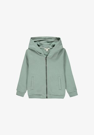 veste en sweat zippée - khaki green