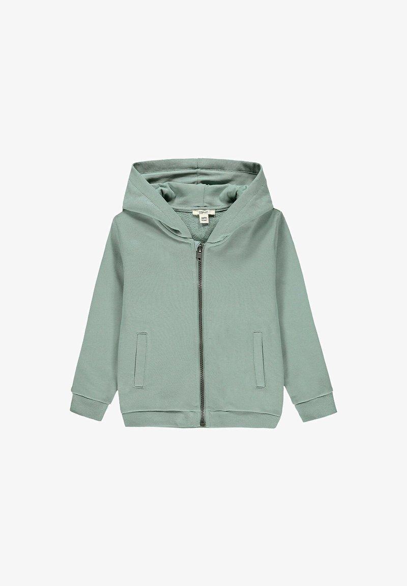 Esprit - Zip-up hoodie - khaki green