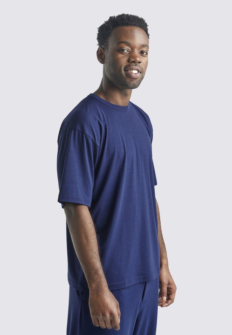 Icebreaker - T-shirt basic - royal navy