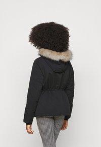 Vero Moda Petite - VMAGNESBEA - Light jacket - black - 2