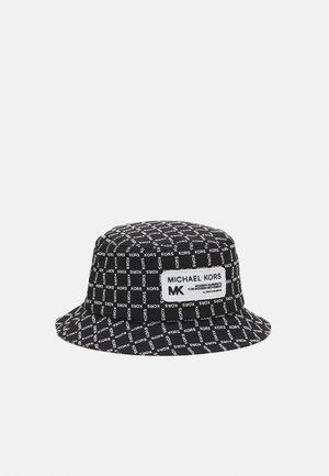 GRID LOGO BUCKET HAT UNISEX - Hat - black