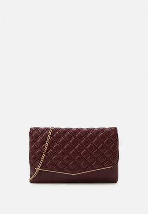 Clutches - dark red