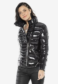 Cipo & Baxx - Winter jacket - black - 6