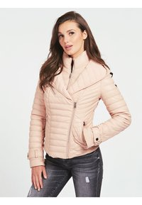Guess - Giacca in similpelle - hellrose - 0