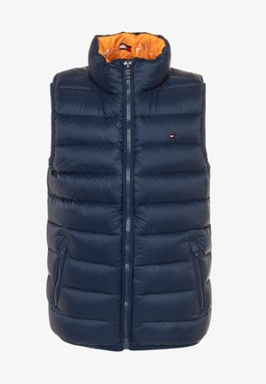 LIGHT - Bodywarmer - blue