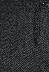 Teddy Smith - PYWAN BUTTON - Pantalon classique - melange black - 2