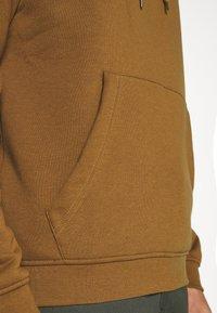 Jack & Jones - JORBRINK HOOD - Sweatshirt - rubber - 5