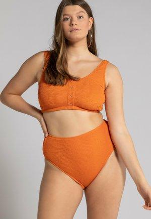 Bikinitop - kaki-orange