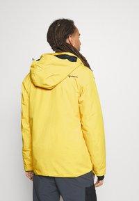 Brunotti - BORAN MENS SNOWJACKET - Snowboardová bunda - cyber yellow - 2