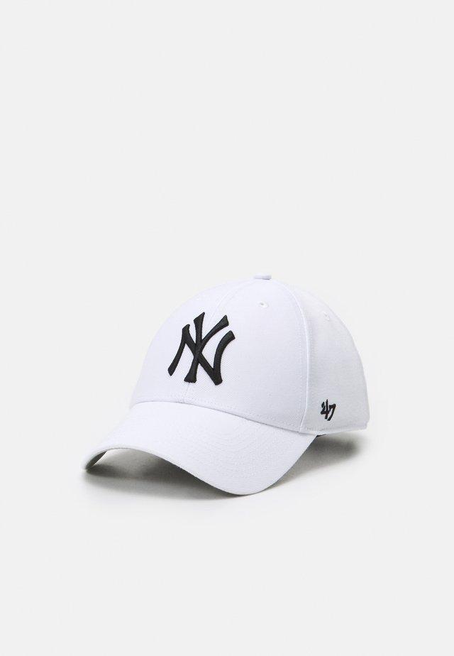 NEW YORK YANKEES UNISEX - Cappellino - white