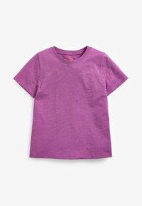 Next - 6 PACK - Basic T-shirt - red - 1