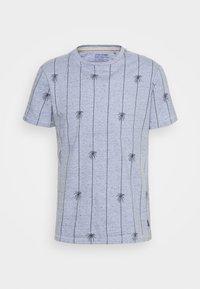 Blend - TEE - T-shirt med print - moonlight blue - 4
