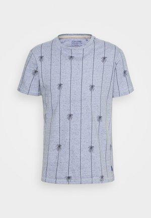 TEE - T-Shirt print - moonlight blue
