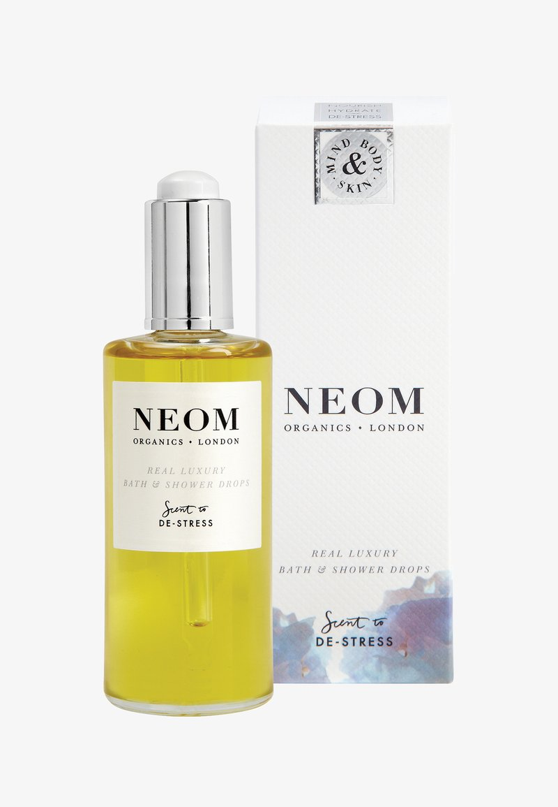 Neom - BATH & SHOWER DROPS 100ML - Bagnoschiuma - real luxury