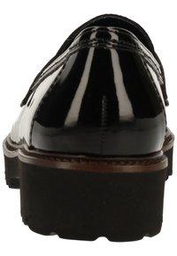 Gabor - Slip-ons - schwarz (cognac) - 3