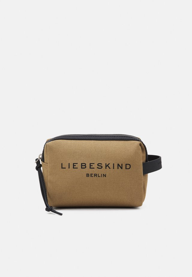 COSMETIC S - Kosmetická taška - safari