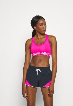 PACE BRA 3.0 - Urheiluliivit: keskitason tuki - pink glow