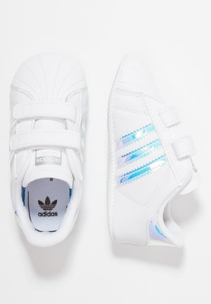SUPERSTAR CRIB - Babyskor - footwear white/core black