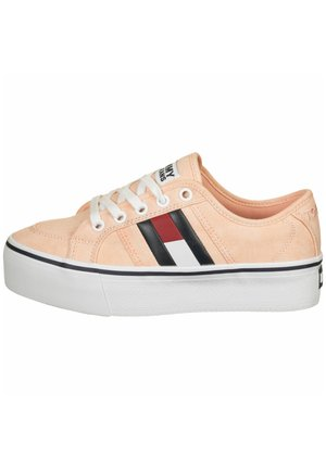 FLATFORM FLAG  - Trainers - sweet peach