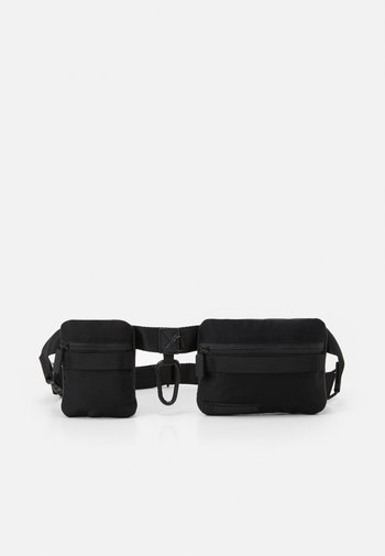 BELT POUCH BAG - Bum bag - black