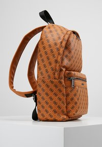 Guess - CITY LOGO BACKPACK - Rucksack - orange - 3