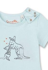 Sanetta Kidswear - Print T-shirt - hellblau - 2