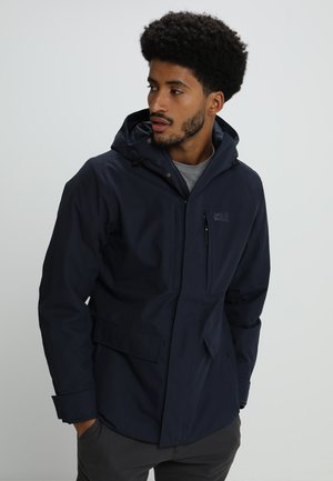 WEST JACKET - Outdoorová bunda - night blue