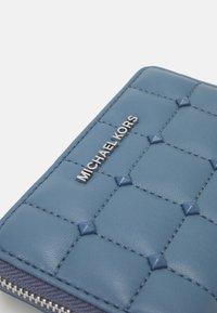 MICHAEL Michael Kors - JET SET CARD CASE - Lompakko - dark blue - 3