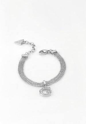 G MULTI CHAIN - Bracelet - argent