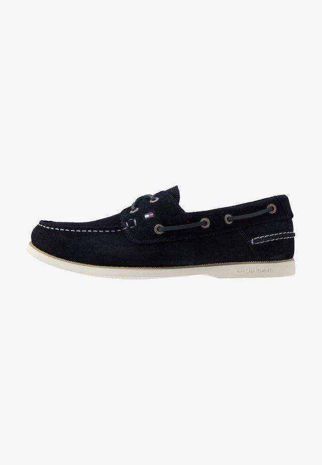 CLASSIC - Chaussures bateau - blue