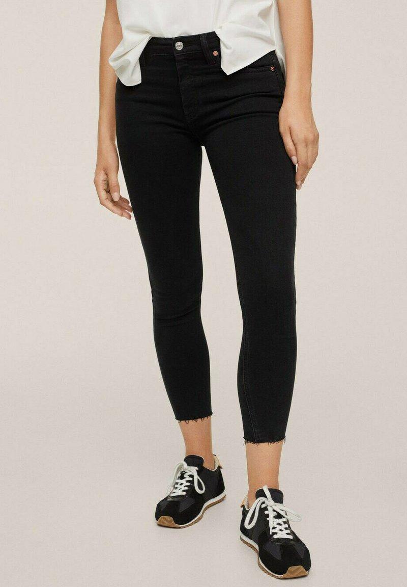 Mango - Jeans Skinny Fit - black denim