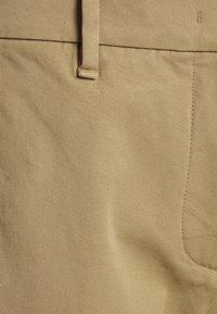 Marc O'Polo - PANTS STRAIGHT LEG - Trousers - sandy beach - 2